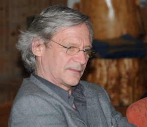 Tom Lotherigton på Lillehammer mai 2009