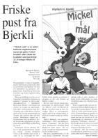 Magasinet Kult 2012