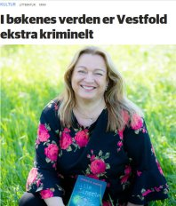 Sandefjord Blad, Gjengangeren og Østlandsposten, august 2018