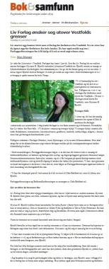 Bok og Samfunn 2013