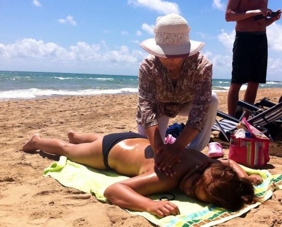 Guardamar massasje