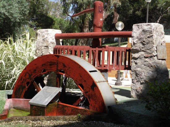 Guardamar vannhjulet