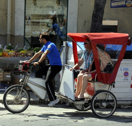 cruise utflukt Bari sykkeldrosje