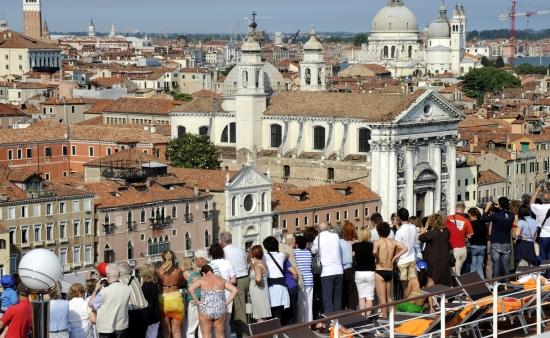 cruise utseiling Venezia