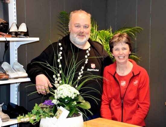 Fretex Bjørn og Astrid Andersen