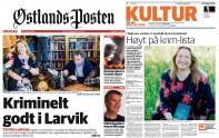 Østlandsposten 2018