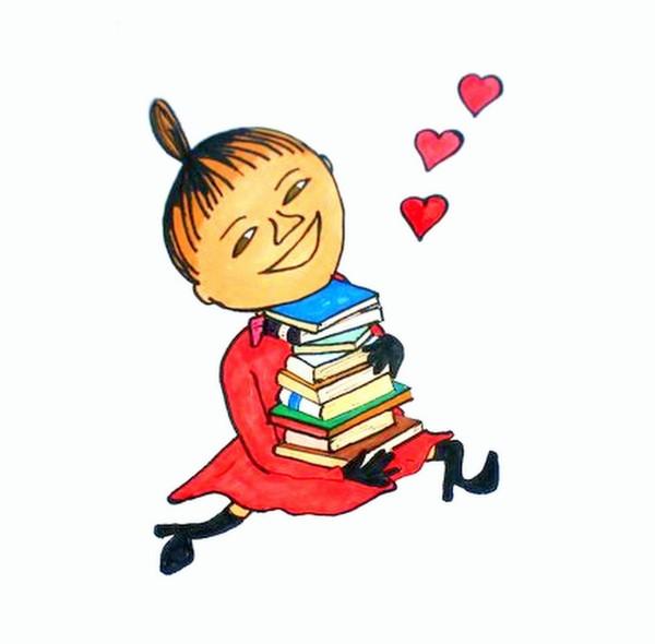 lille my med bøker 10 x 15